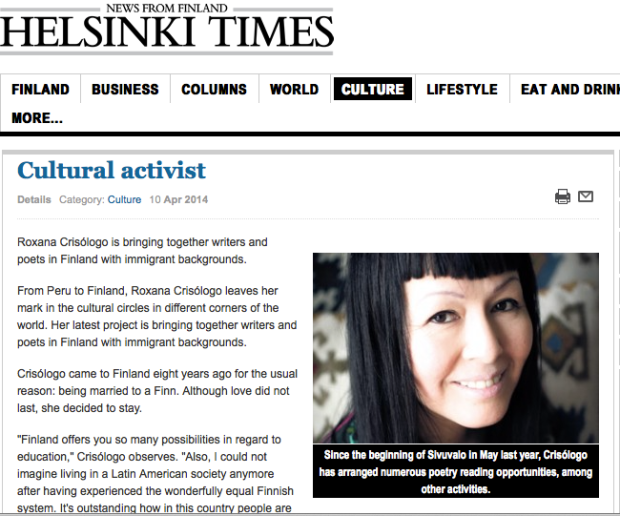 Cultural Activist